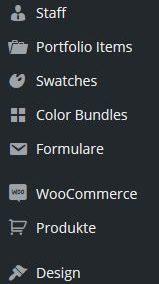 WordPress WooCommerce Omega