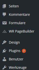 WordPress russ