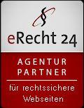 eRecht 24 Agentur Partner