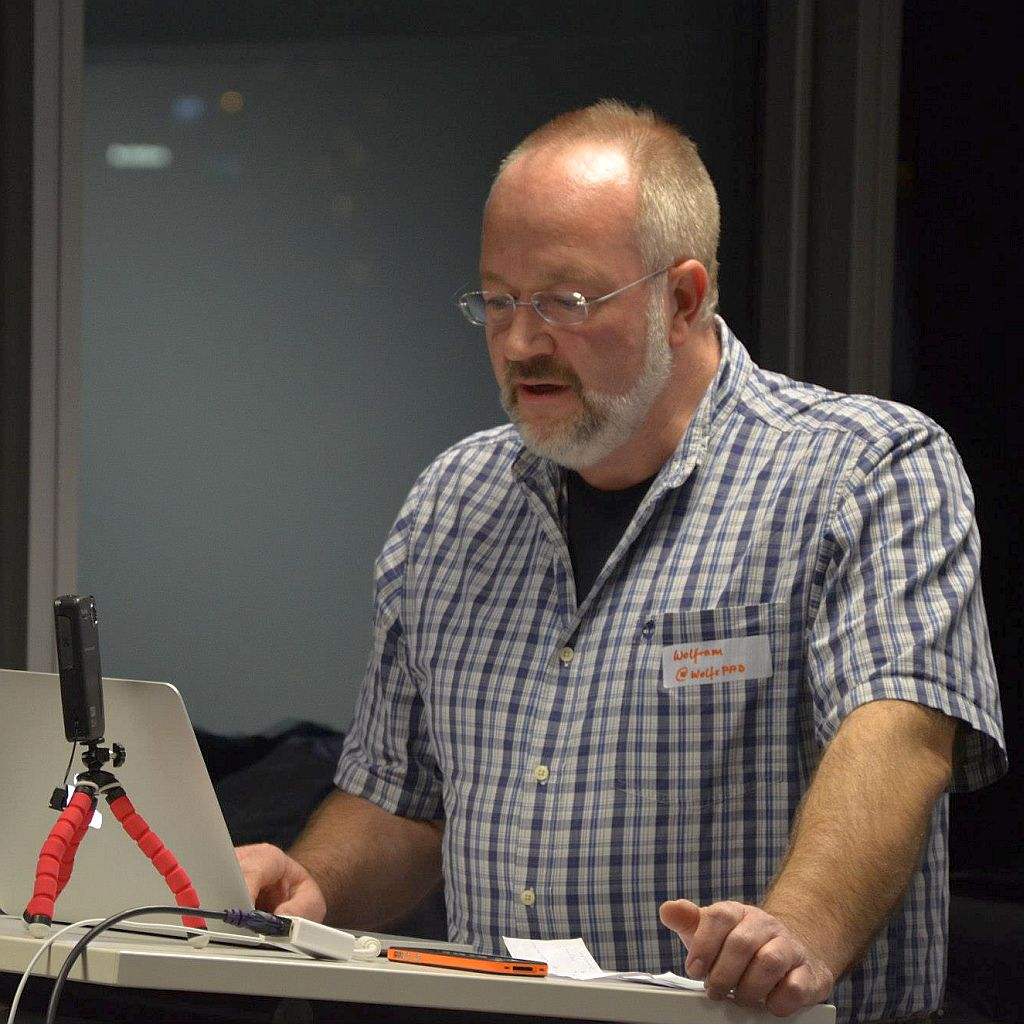 Vortrag Wolfram Lührig