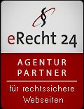 eRecht 24 Agentur Partner